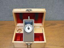Chatillon Tg 80 Mrp Torque Gauge With Box