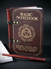 Magic Notebook and Wand Pencil A5