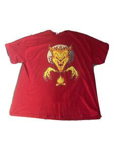 icp hallowicked shirt Insane Clown Posse 2XL Juggalo Psychopathic