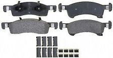 ACDelco 17D934MH Front Semi Metallic Brake Pads