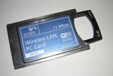 3Com Pcmcia Wireless Lan Pc Card with Xjack Antenna 3Crwe62092A