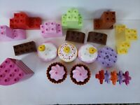 Lego DUPLO 6785 Set Creative Cakes Cupcakes Desserts Birthday Cake