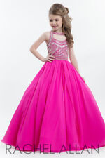 Pageant/ wedding/ gown for girls Rachel Allan Perfect Angels 1646  pink