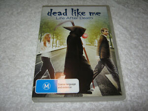 Dead Like Me - Life After Death - Movie - VGC - DVD - RARE R4