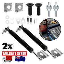 Pair REAR TAILGATE STRUT SLOW DOWN SHOCK fit for FORD RANGER T6 PX XLT WILDTRAK