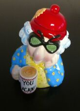 "Hallmark Maxine ""You Again"" Cookie Jar"