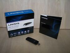Linksys Wireless USB 3 Adapter Model AC1200
