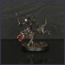 GW The Lord of the Rings Warg Rider Metal painted
