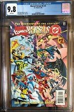 DC vs MARVEL #2 CGC 9.8 Wolverine Batman Superman Lobo comic Hulk X-Men Thor JLA