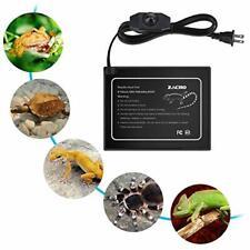 Zacro Aquatic Reptile Heater Turtle Tank Heater for 30-40gal TankTurtle/Snake.
