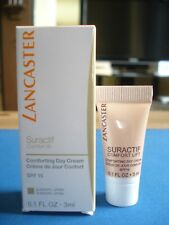 LANCASTER Suractif Comforting Day Cream SPF 15 3ml FACIAL SKINCARE BNIB