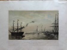 Royal Alquiler de barcos MARGATE, Noche MARGATE BATTAGLIA NAVAL Robert Dudley