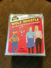 Wolo Model 350 Wolf Whistle Horn - 12 Volt.
