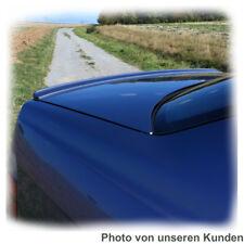 Audi A4 B8 Spoiler Boot Spoiler Lip Automotive Parts New - Ice Silver Met. LX7W