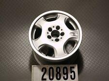 "1Stk.OZ Carat Duchalet Mercedes Alufelge 7,5Jx16"" ET35 5x112 01483003 #20895"