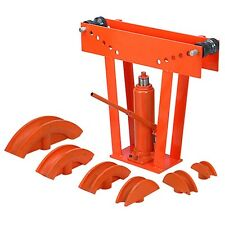 NEW! 12 Ton Hydraulic Tube Rod Pipe Bender Bending