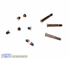 New MacBook Pro Unibody A1278 A1286 A1297 Bottom Screw Set Screws x10