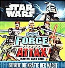 Star Wars-Force Attax 2011-Sammelmappe-Serie 2 SOFORT lieferbar +LE 1 Chewbacca
