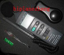 luxmeter Illuminometer Sound Level Humidity Temperature 4in1 Meter Test DT-8820