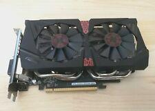 ASUS Strix GeForce GTX 960 OC 4 GB GDDR5 DVI, HDMI, 3x DP PCI-E Gebraucht