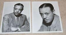 African American Music signed William Still + photo + manuscript + letters RARE!