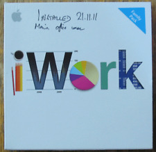 iWork v9.0.3 Family Pack Mac OS 10.4.11 10.5.6+ MB943Z/A genuine software