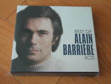 ALAIN BARRIERE BEST OF RARE OOP DIGIPAK 3CD