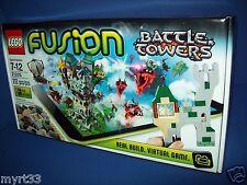 21205 Lego FUSION Battle Towers App Included ~ NIB