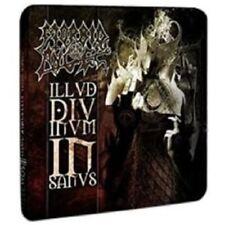 """MORBID ANGEL """"ILLUD DIVINUM... (LTD.METAL BOX)"""" CD NEW+"""