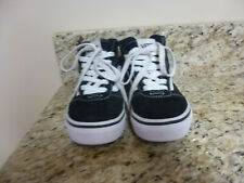 Vans Youth Girls/Boys Size 13 Off The Wall High Tennis Shoes