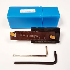 Amadeal Precision Indexable 10mm Parting Off / Cutting Off Tool - HIGH QUALITY
