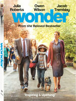 Wonder [New DVD] Ac-3/Dolby Digital, Dolby, Subtitled, Widescreen