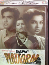 Railway Platform, DVD, Samrat Collections, Hindu Language, English Sub, New
