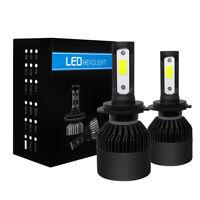 Luz Bombillas Lámpara H7 LED Headlight Kit 72W 9000LM 6000K Car Bulbs Extrem