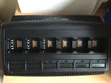 NEW MOTOROLA MULTI UNIT CHARGER for DP3400 DP4400 DP3600 DP4600 DP2400 DP3401