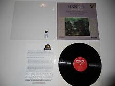 Handel Concerti a due Cori Italy Audiophile 1st Philips Press ULTRASONIC CLEAN