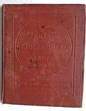 Royal Geographical Readers 1892 no 2 England and Wales