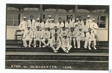 Cricket Real Photographic (RP) Collectable Sport Postcards