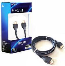 OFFICIAL Sony Playstation 4 PRO HDMI Cable (PS4 PS3) Genuine SONY 2m NEW 4K LEAD