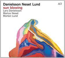 Danielsson/NESET/Lund-Sun blowing CD NUOVO
