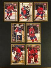 1998/99 Topps Montreal Canadiens Team Set 7 Cards