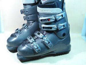 Salomon Performa 5.5 Ski Boots UK Size 8, EU 42, w Liners Md 26.5 Good Clean Cd