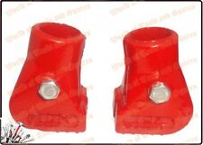 VESPA ALLOY CENTER STAND FEET PAIR FOR PX / T5 / LML - LOWEST PRICE