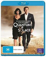 James Bond Quantum Of Solace (Blu-ray, 2011)  blu ray blueray blue
