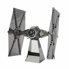 Tie Fighter: Metal Earth 3d Láser de corte de Star Wars Miniatura Modelo Kit De 2 Hojas