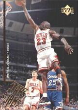 Michael Jordan #352 Upper Deck 1995/96 NBA Basketball Card