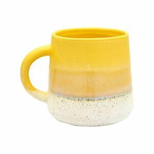 Glaze Yellow Mug