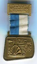 Baesweiler - Medaille 2. Internationaler Volkslauf mit Halbmarathon & Wandern