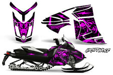 Ski-Doo Rev XR Decal Graphic Kit Sled Snowmobile Sticker Wrap 2013+ NIGHTWOLF P