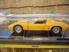 DIE CAST LAMBORGHINI P 400  MIURA 1968 Serie Fabbri Ed.